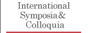 International Symposia