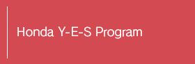 Honda Y-E-S Program